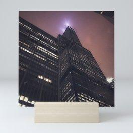 Chicago Beacon Mini Art Print