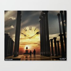 Until The End Of Time Canvas Print