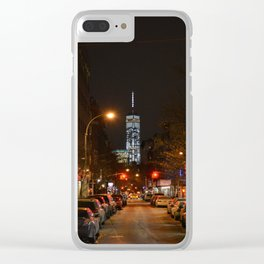 1WTC  Clear iPhone Case
