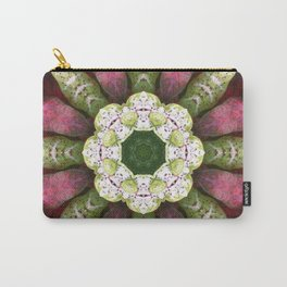 Varigated Leaves #2 Carry-All Pouch