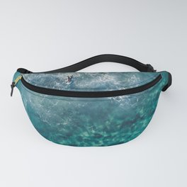 Surfing in the Ocean 2 Fanny Pack