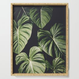Monstera America Serving Tray