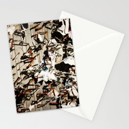 Stapled To Death Stationery Cards