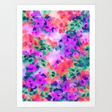 Flourish 2 Art Print