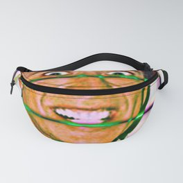 Nicolas caged Fanny Pack