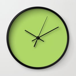 Limon Solid Color Block Wall Clock
