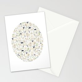 Sheep. Stationery Cards