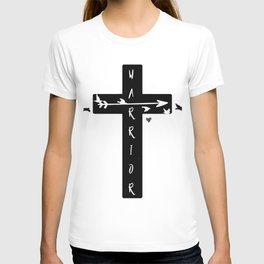 Minimal Warrior Cross T-shirt
