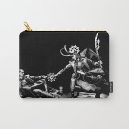 Creation of Loki... Not Carry-All Pouch