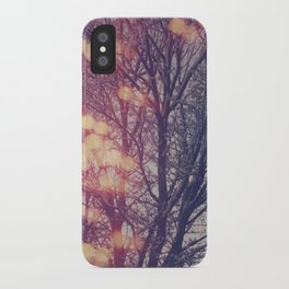 All the pretty lights (2) iPhone Case