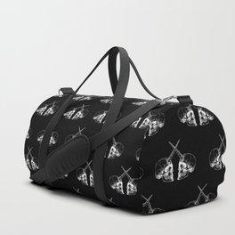 Unicorn Skulls 2 Duffle Bag