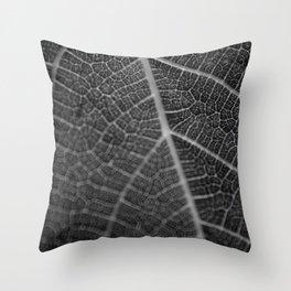 Vain Life Throw Pillow