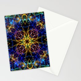 Cosmic Garden Stationery Cards