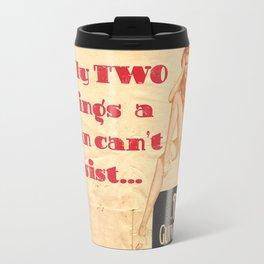 Guinness - Vintage Beer Travel Mug
