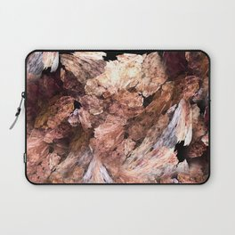 Abstract Almond  Laptop Sleeve