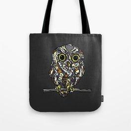 """HOOTIE"" the Owl by Schmiedlin 2013 Tote Bag"