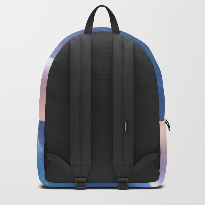 A world untouched Backpack