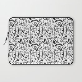 Swearing all day! Laptop Sleeve