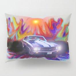 70 454 Chevelle SS Pillow Sham