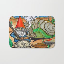 Gnome Bath Mat