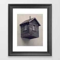 Room for Rent Framed Art Print