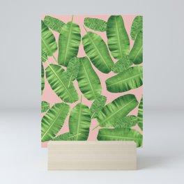 Foliage Pattern Mini Art Print