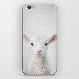 Lamb - Colorful iPhone Skin