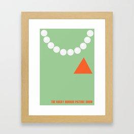 Dr Frank-N-Furter  Framed Art Print