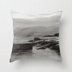 Whale Beach 4861 Throw Pillow