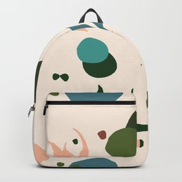 Sea things pink Backpack