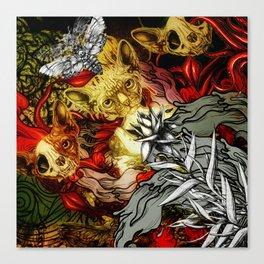 Fourth Mix Canvas Print