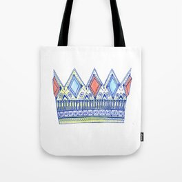 The Crown Tote Bag
