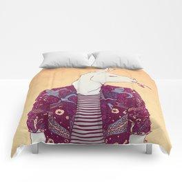 Eddy the Llama Comforters