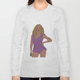 Queen Bey Long Sleeve T-shirt