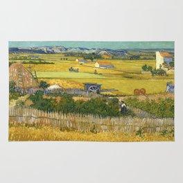 Vincent Van Gogh - The Harvest Rug