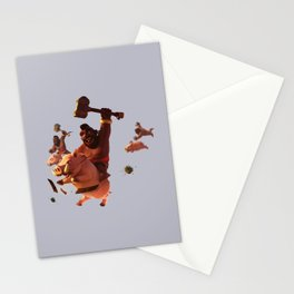 hog  Stationery Cards