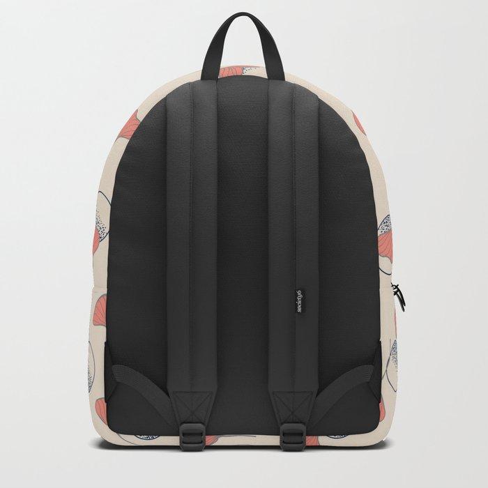 Delicate Ginkgo&Dots #society6 #decor #buyart Backpack