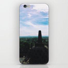 Borobudur Peak iPhone Skin