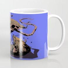 rat fight Mug