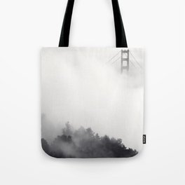 S.F. Fog Tote Bag