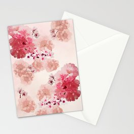 Floral Rage Stationery Cards