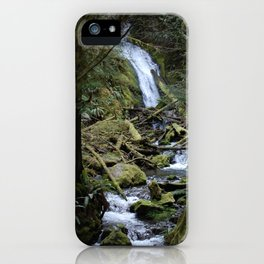 Marymere Falls iPhone Case