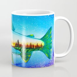 Steelhead sunrise Coffee Mug