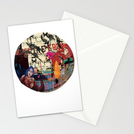 Shoot the Freak Stationery Cards