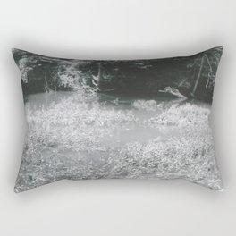 Murky Water Rectangular Pillow
