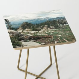 Utah Alpine Side Table