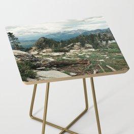 Utah Alpine Side Table
