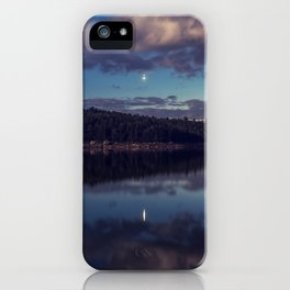 Planetary Conjunction iPhone Case
