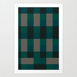 pattern31 Art Print