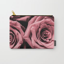 Vintage Roses Carry-All Pouch